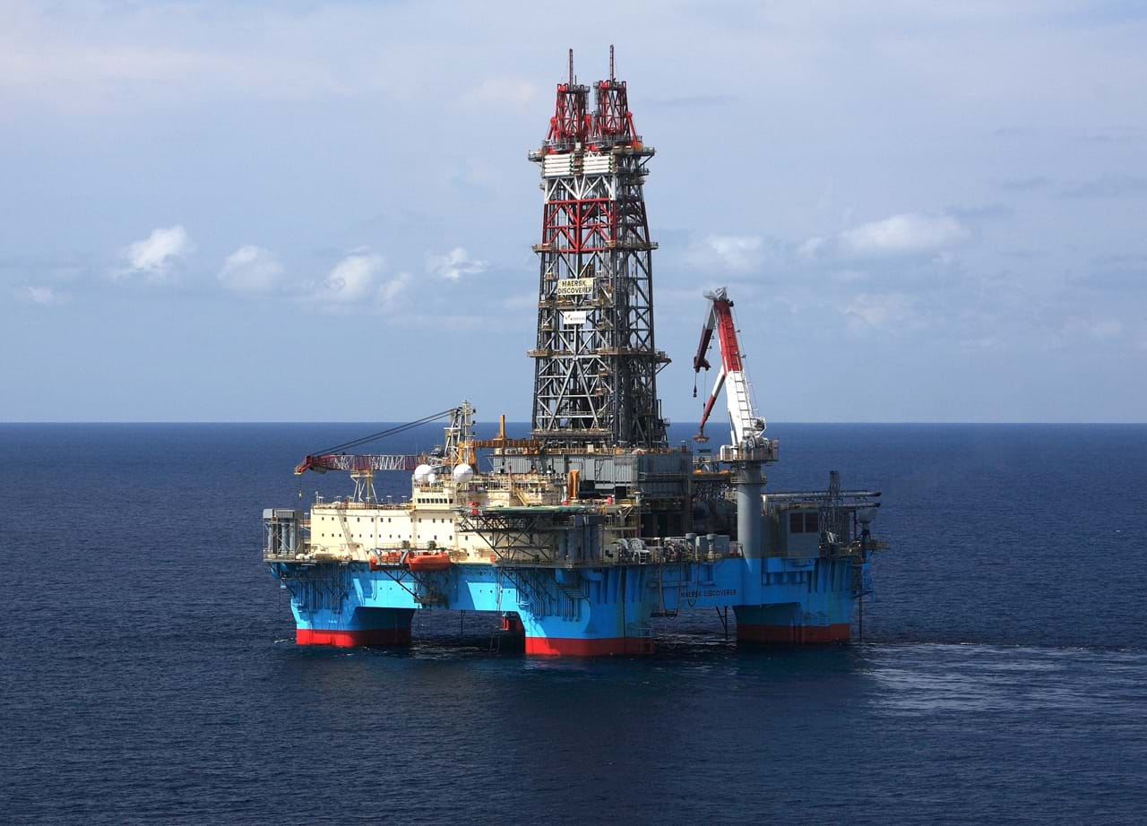 Maersk Drilling secures one-well contract offshore Egypt for the Discoverer rig