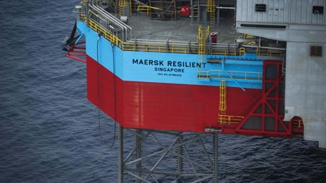 Maersk Drilling awarded three-well contract by Petrogas